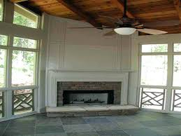 tile hearth ideas stone fireplace marble fireplaces modern photo home decor artificial faux mid century
