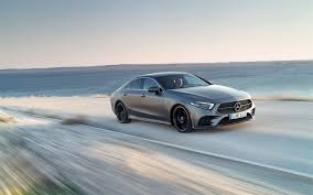 Great savings & free delivery / collection on many items. Download Wallpapers Mercedes Benz Cls 2019 Gray Matte Sedan New Cls Road Speed Mercedes Besthqwallpapers Com Mercedes Benz Cls Mercedes Cls Mercedes Wallpaper
