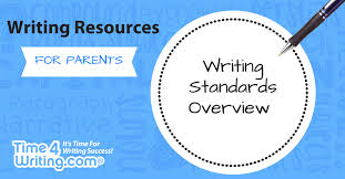 writing standards and test preparation timewriting