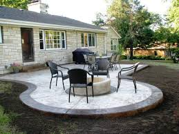 Nice Outdoor Concrete Patio Ideas Home Decor by Rachel