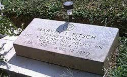Marvin Leroy Pitsch (1919-1970) - Find A Grave Memorial