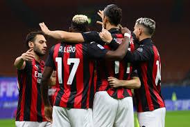 Social - Il tweet del Milan per la partita di questa sera