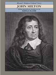 harold bloom editor john milton blooms modern critical views  harold bloom editor john milton blooms modern critical views 2004 john milton paradise lost
