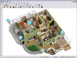 Small Picture 3d Room Design 3d Home Design House House Designs Plan Impressive