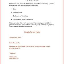 Sample Leave Of Absence Letter Due To Sickness Valid Leave Note For