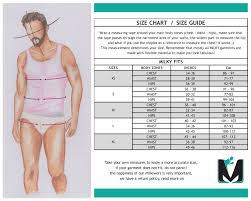 Look Human Size Chart Singlet Size Chart The Milk Barcelona
