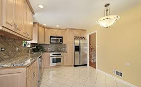 kitchen paint color ideasPaint Colors for Kitchen with Light Cabinets  Home Design and
