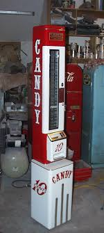 Vintage U Select It Vending Machines Inspiration U Select It Candy Machines George's Custom Paint And Nostalgia Station