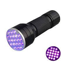 Finding Blood With Uv Light Uv Blacklight Flashlights 12 Leds 395nm Portable