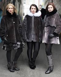 always in vogue sealskin coats