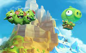 Angry Birds AR: Isle of Pigs : App Store Story