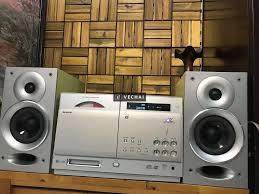 Dàn nghe nhạc Nhật Bãi 100V loa Amply aux Fm - vechai.org