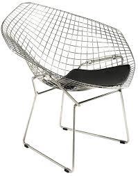 bertoia style chair. Chair Harry Bertoia Style Diamond Replica Swiveluk Com Wire Lounge For Size 1200 X 1522