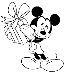 Mickey Mouse Cartoon Coloring Pages At Getdrawingscom Free For