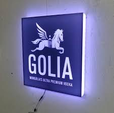 Led Light Box Sign