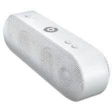 speakers beats. beats® pill+ speaker - white speakers beats