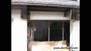 Sturz Aus Beton Entfernen Garageneinfahrt Vergrößern Dornbach