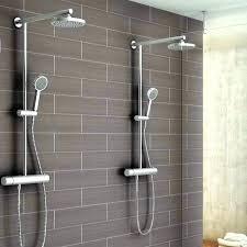 dual valve shower faucet dual shower head bathroom fixtures multi head shower faucets multi head shower