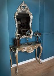 foyer console table and mirror. Console Tables Entryway Foyer Table Mirror Set Decor Round And