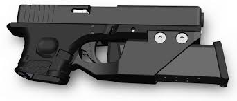 Glock Magazine Holder FULL CONCEAL FCG100 100% Glock Receiver The Firearm BlogThe 71
