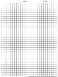 Graph Paer Graph Paper Full Page Grid Quarter Inch Squares 29x38 Boxes