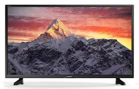 shop online Sharp 1T-C32BB4IE1NB 32 Inch HD Ready LED TV with Freeview HD,  3 x HDMI, Scart, USB Record and Media Player the best after-sale service  -www.centropediatrico.ch