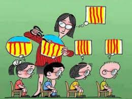 "Resultat d'imatges de ""adoctrinamiento catalanista"" Valencia"