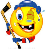 Image result for funny hockey player face with missing teeth
