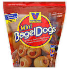 bagel dogs or mini bagel dogs