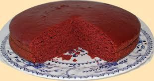 red velvet cake texture. Delicious Red Velvet Cake Texture L