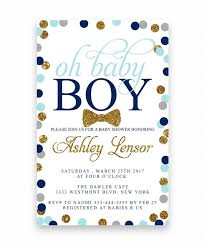Polka Dot Invitations
