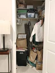 organized office closet. Plain Closet Organized Guest Room And Home Office Closet Inside Y