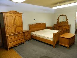 top bedroom furniture. Top American Made Solid Wood Bedroom Furniture Surewood Summit Oak Set Free Del