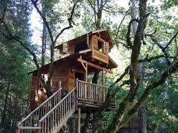 Treehouse Plans Free Standing