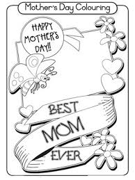 Small Picture Free Printable Mothers Day Coloring Pages For Kids At Itgod Me