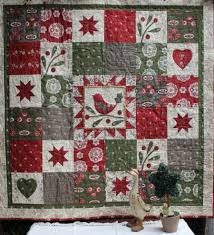 Christmas Quilt Patterns Mesmerizing Gail Pan Song Of Christmas Quilt Pattern Poppy Patch