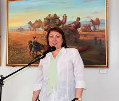 Дипломные работы молодых тувинских художников выставлены в Доме  Дипломные работы молодых тувинских художников выставлены в Доме художника