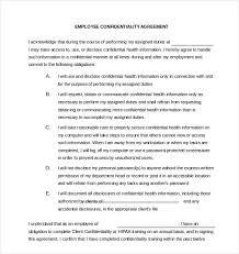 Client Confidentiality Agreement Form Template #61C63E7B0C50 - Sportbbc