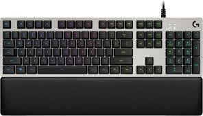 <b>Logitech G513</b> RGB Wired Gaming Mechanical Romer-G <b>Tactile</b> ...
