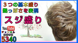 盛り髪講座スジ盛り艶っぽさを出すキャバクラ系の髪型アレンジは