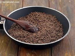 flax seeds with curd and honey good