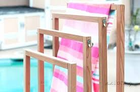 outdoor towel rack beach towels on the outdoor towel rack outdoor towel holder ideas outdoor towel rack