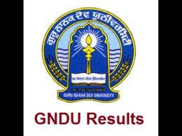 GNDU declares results of various programmes