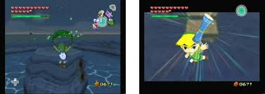 The Legend Of Zelda The Wind Waker Cube Walkthrough And
