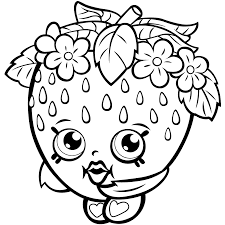 Small Picture Shopkins Season 1 Coloring Pages GetColoringPagescom