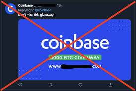 Cryptocurrency and stock market technical analysis and news. Crypto Giveaway Scams And How To Spot Them By Coinbase The Coinbase Blog