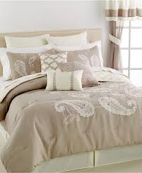 Macy Bedroom Furniture Closeout Closeout Elia 22 Pc Comforter Set Bed In A Bag Bed Bath