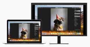 Использование внешних <b>мониторов</b> с компьютером Mac ...