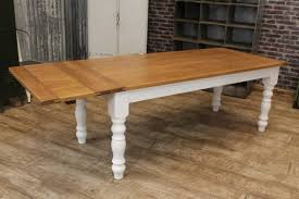 extendable farmhouse table. Extendable Farmhouse Table E