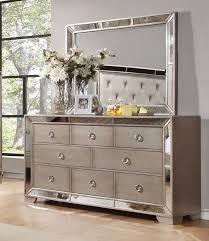 Dowson 8 Drawer Dresser With Mirror  Wayfair